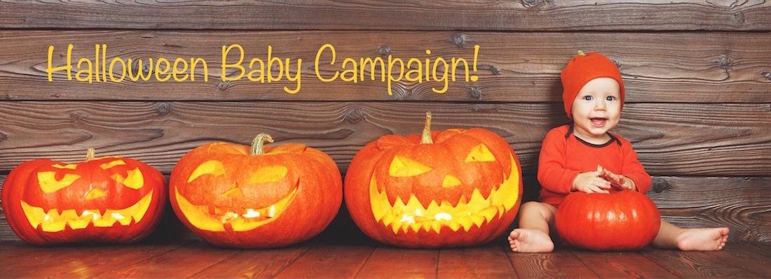 Baby & Mama Halloween Campaign, Nagoya