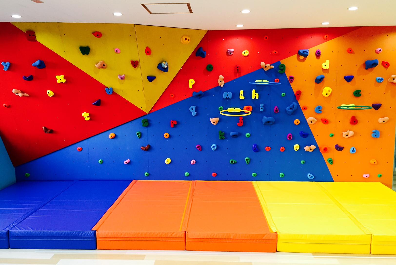 2 - Climbing Side