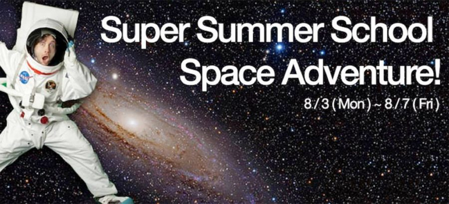 Summer School - Week 2 - Space Adventure [Video Report]
