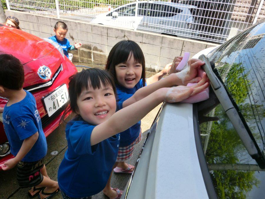 被災地へ届け!!(Kumamoto Earthquake Charity Car Wash!)