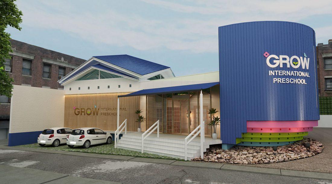 2020年2月新校舎開校!!!